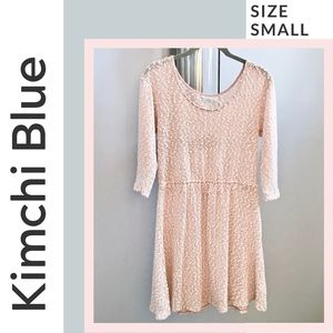 🌟EUC🌟 Kimchi Blue Dress (size small)